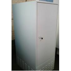 Антивандальный термошкаф 1800х600х800 38U уличный всепогодный термошкаф с отоплением. Вентиляция или кондиционер - опции. Термошкаф из оцинкованной стали
