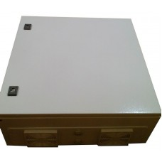 Термошкаф 500х500х300 уличный утепленный с отоплением и вениляцией*
