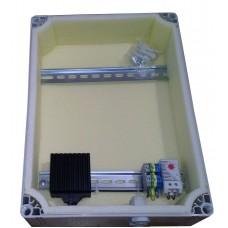 Термоконтейнер 400х300х185 поликарбонат -45..+50