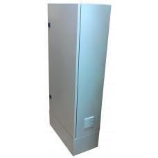 Термошкаф 1400х650х280 утепленный с обогревателем, уличный, недорогой.