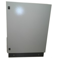 Термошкаф 1000х800х300 утепленный уличный с обогревом, вентиляция*