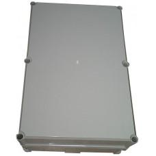 Термоконтейнер 600х400х160 пластиковый для радиооборудования с отоплением и вентиляцией