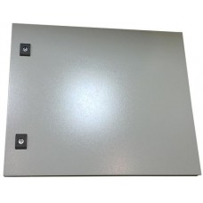 Термошкаф 400х600х200 (ВхШхГ) утепленный с обогревом и вентиляцией* уличный