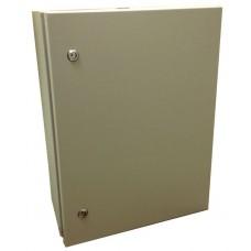 Термошкаф 500х300х200 (ВхШхГ) утепленный с обогревом и вентиляцией* уличный