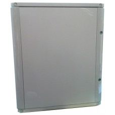 Термобокс 550х460х260 пластик, с отоплением и вентиляцией* от -45..+50
