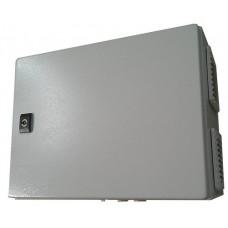 Термошкаф 300х400х200 утепленный с отоплением, вентиляцией* металлический для улицы