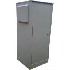 Антивандальный термошкаф 1400х600х600 30U с автоматическим климат-контролем