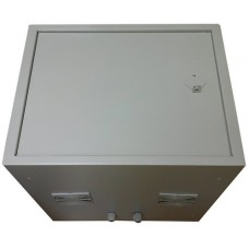 Антивандальный термошкаф 470х600х600 9U уличный взломостойкий термошкаф с отоплением и вентиляцией