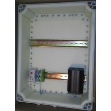 Термоконтейнер 400х300х130 поликарбонат -45..+50