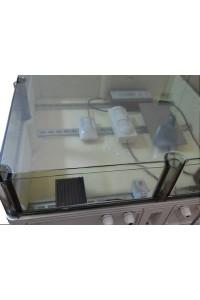 Термобокс с прозрачной крышкой для охранных датчиков