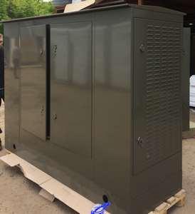 Трехсекционный термошкаф двери с двух сторон