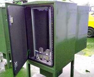 Двухдверный термошкаф