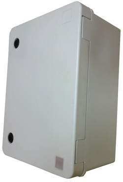 Термобокс 400х300х210 мм из пластика для точки доступа wi-fi