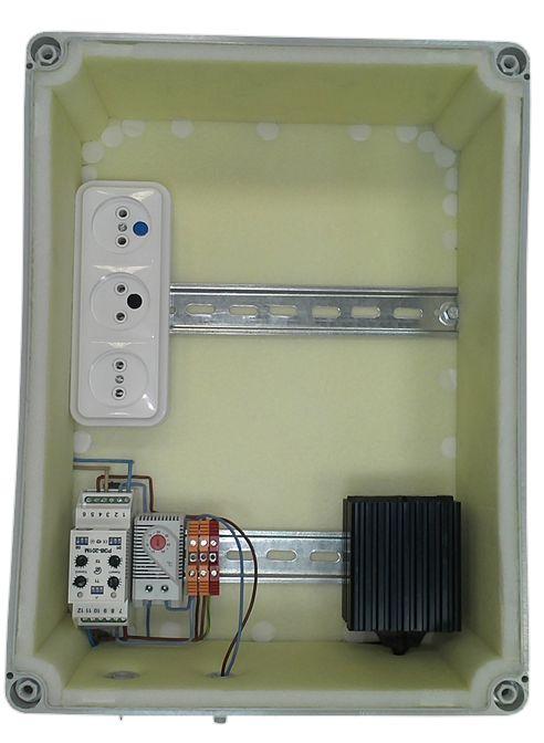 термоконтейнер для радиооборудования