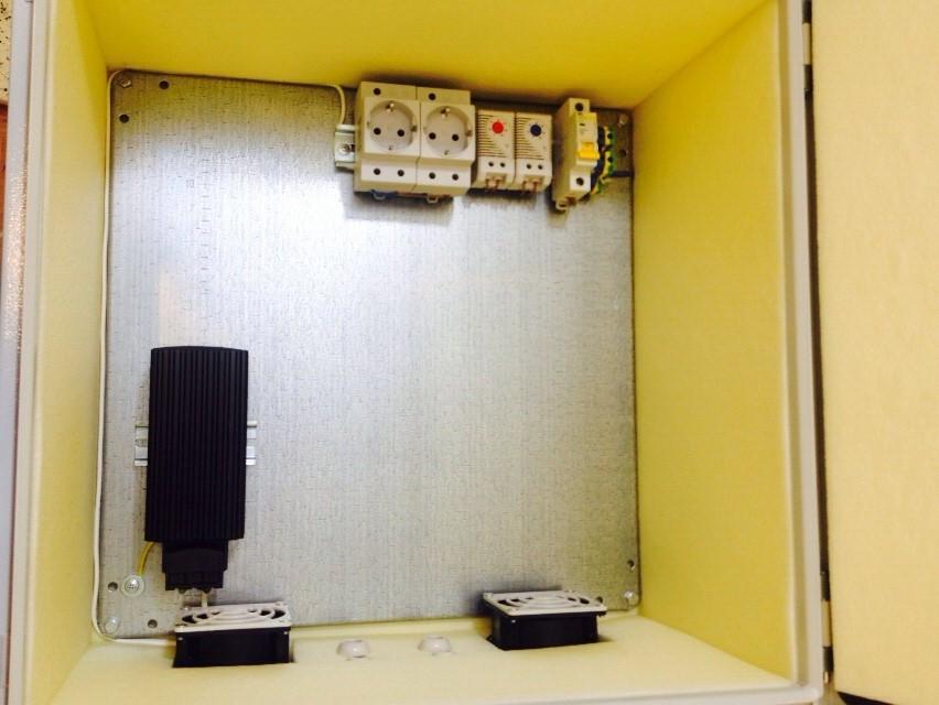 термошкаф 500*600*300 мм для электроники