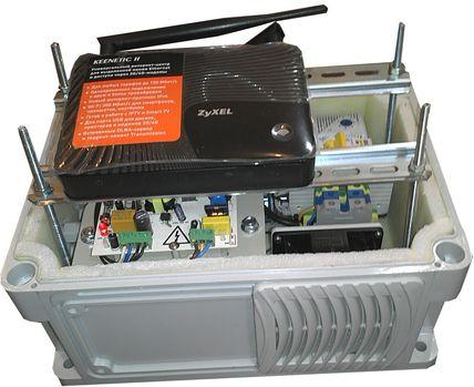 Термобокс для Wi-Fi роутера