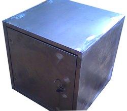 термошкаф из оцинкованной стали 12U