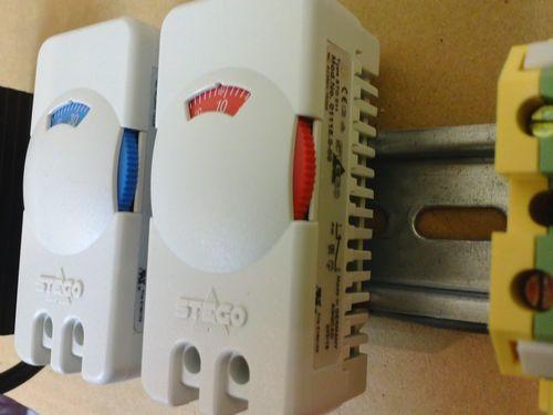 автоматический климат-контроль в термошкафу