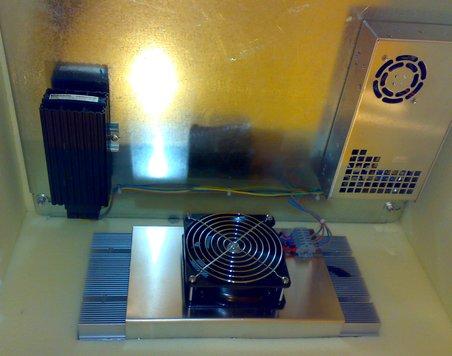 Пельтье для термошкафа