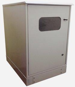 Серверный термошкаф с окном