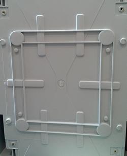 Крепление термобокса к стене или мачте
