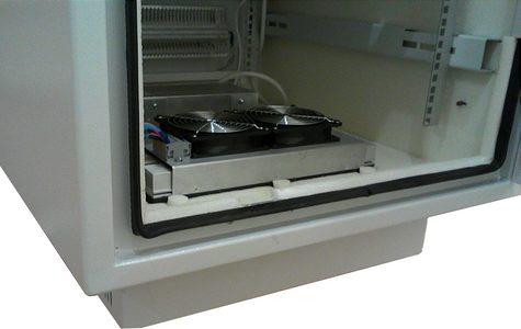 Термоэлектрический кондиционер для серверного шкафа