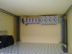 Дублированный климат-контроль в термошкафу