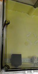 Термобокс с прозрачной крышкой из поликарбоната