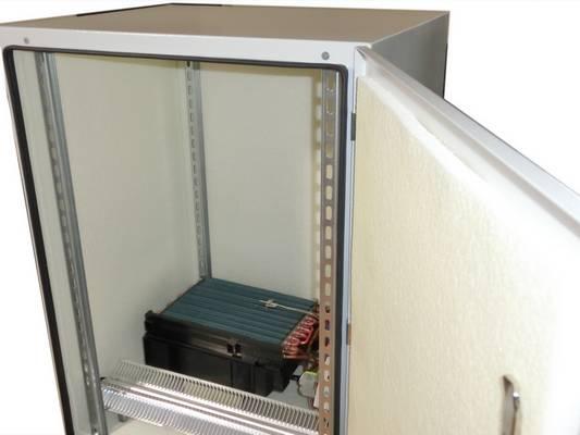 Термошкаф с компрессорным кондиционером